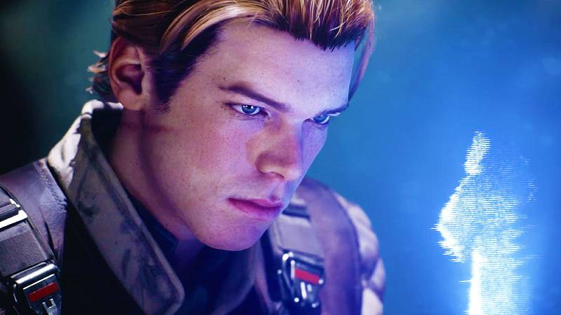 Cal Kestis star wars Jedi Fallen Order foto video