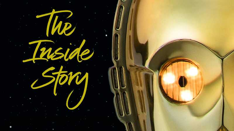 I Am C-3PO The Inside Story Anthony Daniels