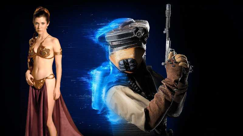 Princess Leia 1 Age of Star Wars Boushh Marvel Comics