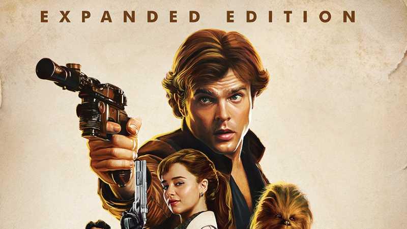 Solo A Star Wars Story edizione ampliata mondadori romanzo novellizzazione libro amazon