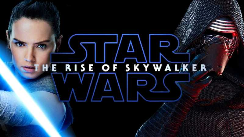 Star Wars The Rise of Skywalker Rey Kylo Ren