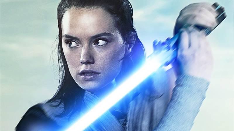 Star Wars rey skywalker legami parentela figlia forza