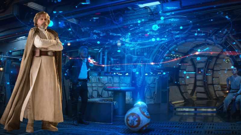 il risveglio della forza luke mappa star wars