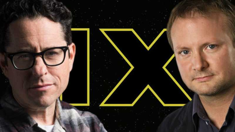 Star Wars J.J. Abrams Rian Johnson
