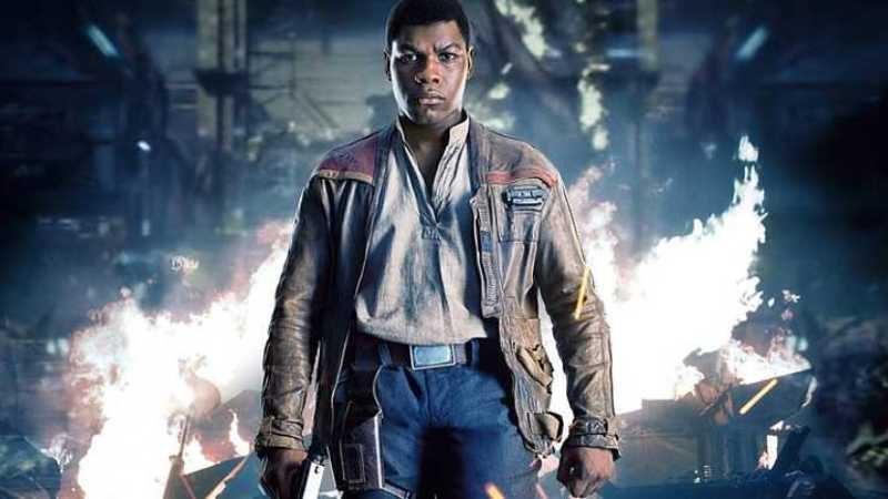 Star Wars Finn John Boyega