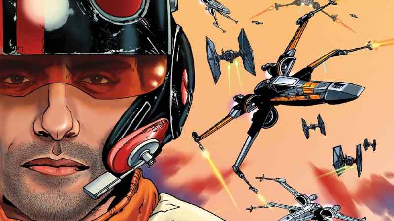 star wars poe dameron volume oscar ink mondadori