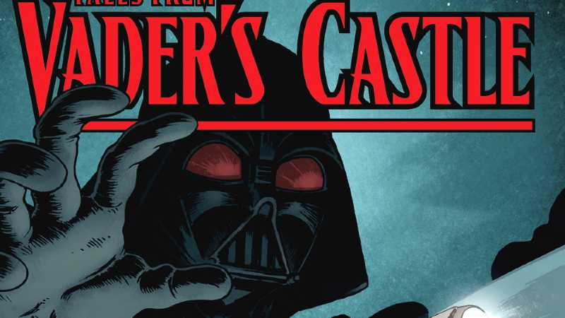 star wars tales from vader s castle idw publishing seconda serie