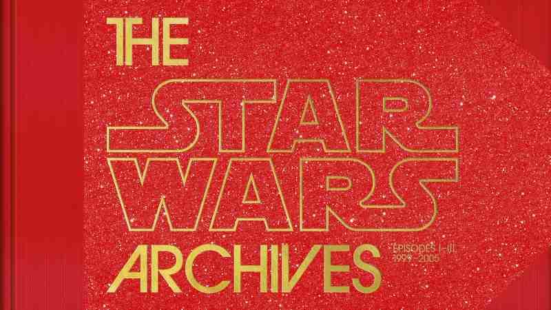 the star wars archives episode i ii iii 1 2 3 taschen paul duncan prequel 2020