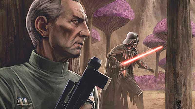 Darth Vader 46 panini comics fumetti star wars