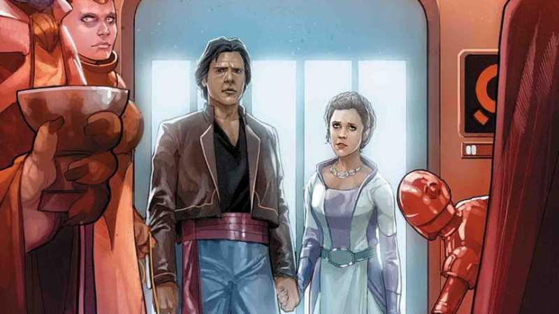 Star Wars 70 Marvel Comics