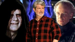 Star Wars Episodio IX George Lucas Imperatore Sheeve Palpatine Darth Sidious piani originali