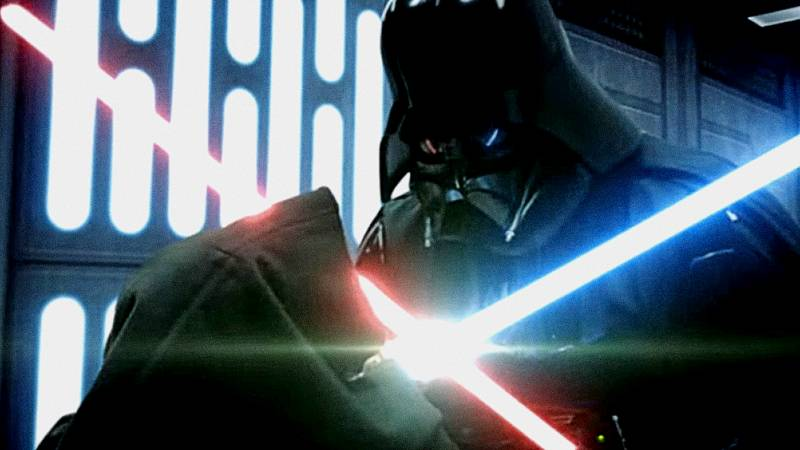 Star Wars SC 38 Reimagined vader kenobi recensione video youtube