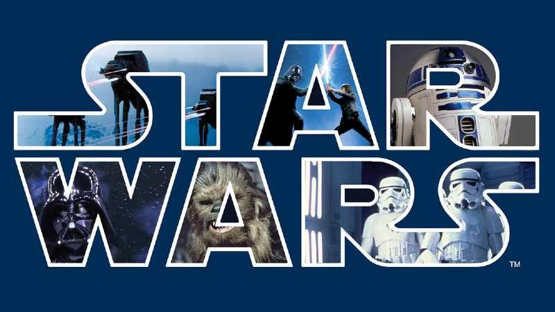 Star Wars Logo nuova trilogia