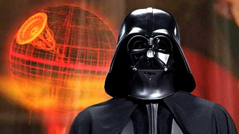 Darth Vader 47 Morte Nera