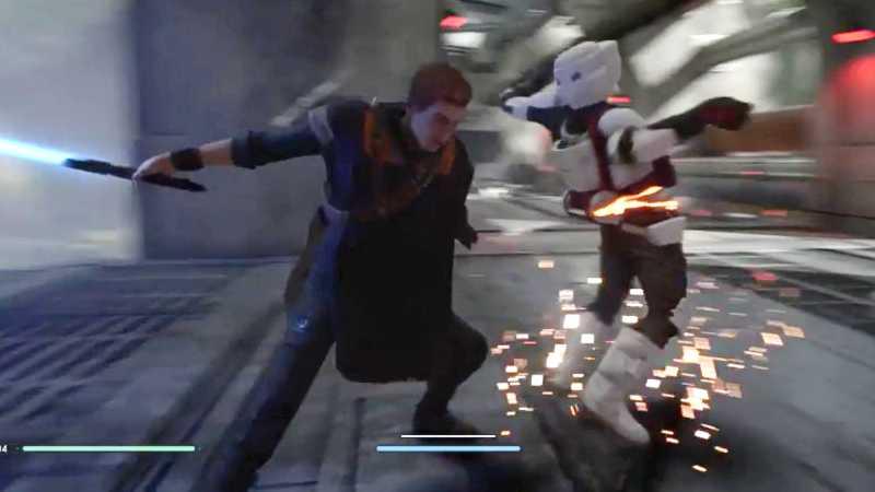 Jedi Fallen Order Fotogramma Video