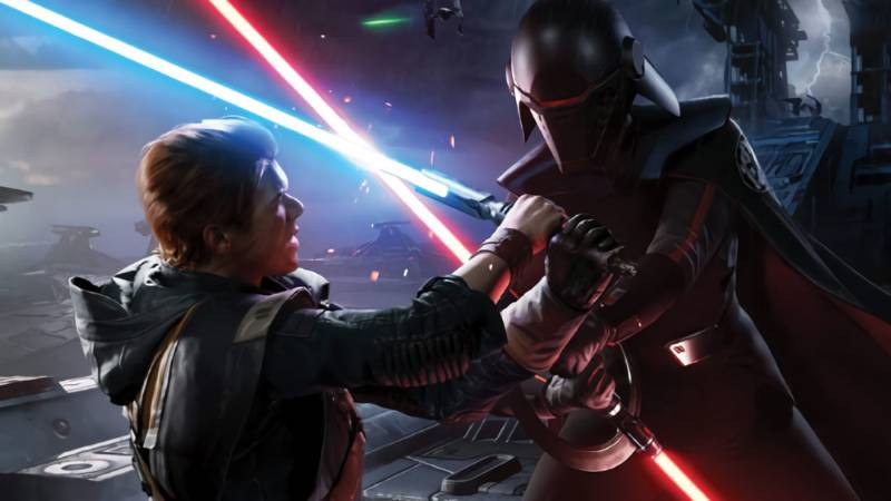Star Wars Jedi Fallen Order Star Wars Gameplay Disney