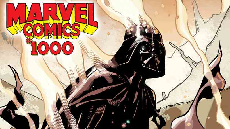 Marvel Comics 1000 Darth Vader