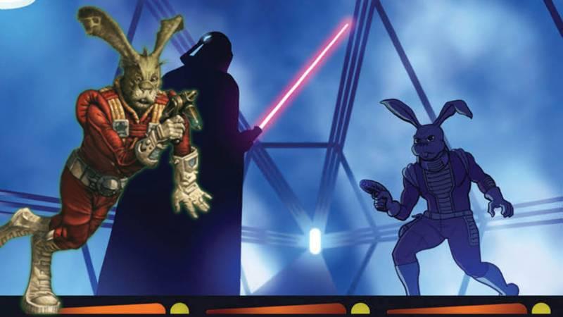 Star Wars Jaxxon Panini Comics fumetti