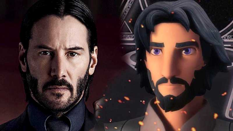 Star Wars Keanu Reeves Ezra Bridger