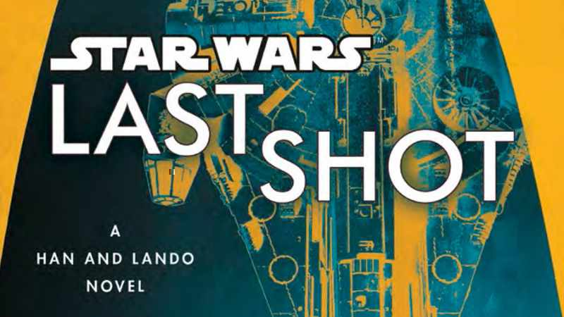 Star Wars Last Shot Mondadori