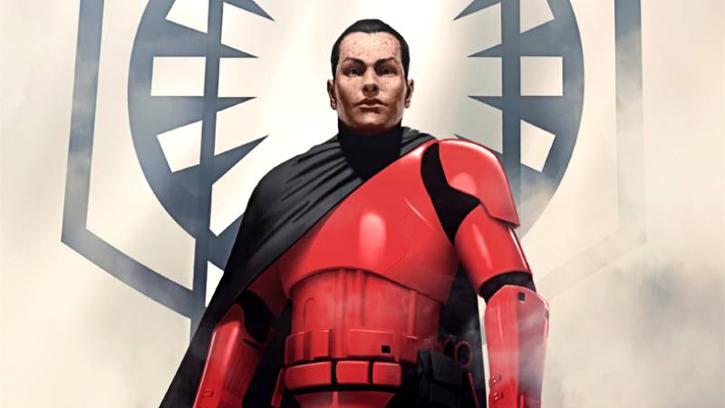 Star Wars Capitano Cardinal