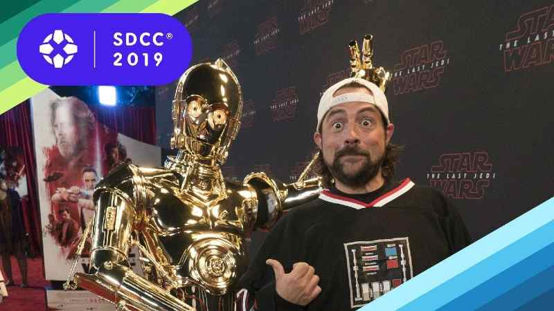 Kevin Smith IGN Star Wars Ascesa di Skywalker(1)