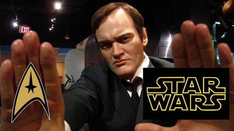 Quentin Tarantino Star Trek Star Wars