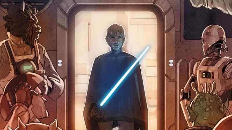 Star Wars 69 copertina phil noto marvel comics