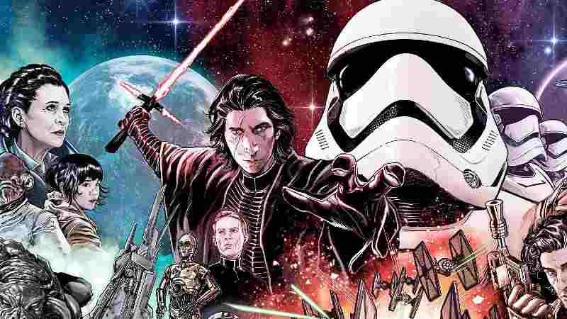 Star Wars Allegiance Marvel Comics(1)
