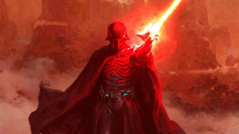 Star Wars Darth Vader Myths Fables Grant Griffin illustrazioni libro