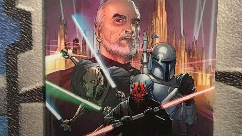 Star Wars Era della Repubblica Nemici Panini Comics volume