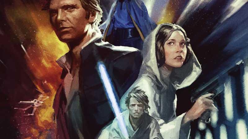 Star Wars Era della Ribellione Eroi Panini Comics volume