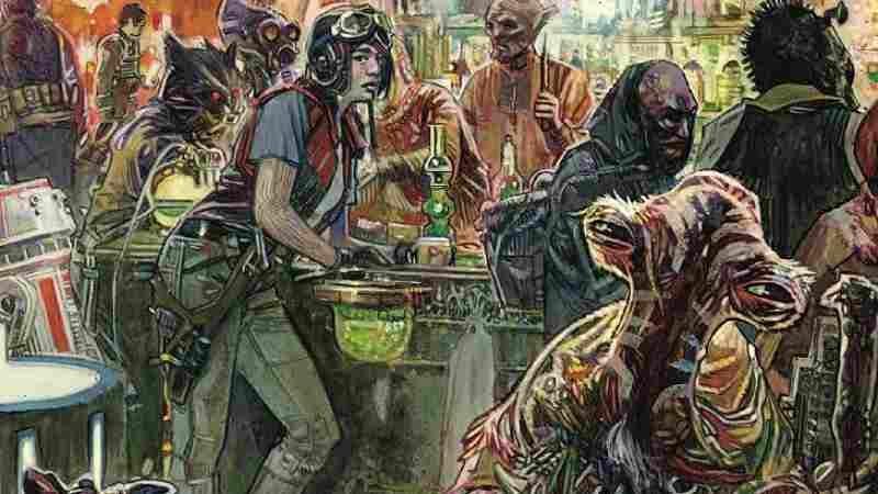 Star Wars Galaxy's Edge 4 Marvel Comics Doctor Aphra