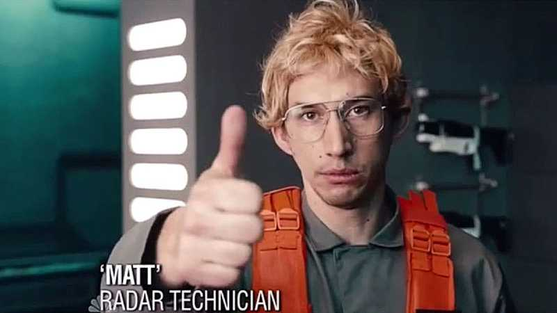 Matt the Radar Technician Kylo Ren Star Wars(1)