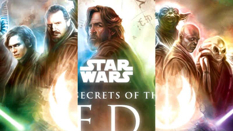 Star Wars I segreti degli Jedi libro