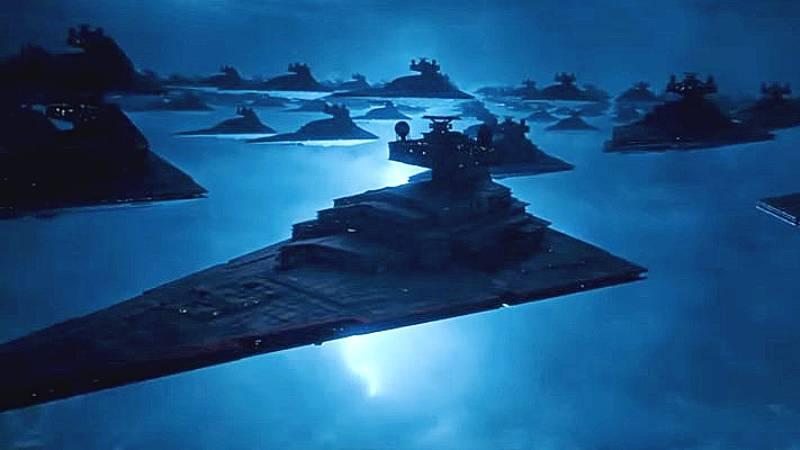 Star Wars Star Destroyer Episodio IX Ascesa Skywalker