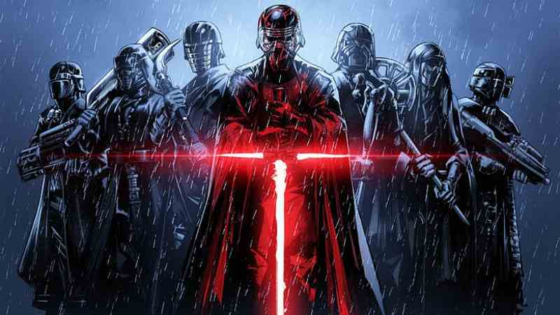 Star Wars The Rise of Kylo Ren Charles Soule fumetto