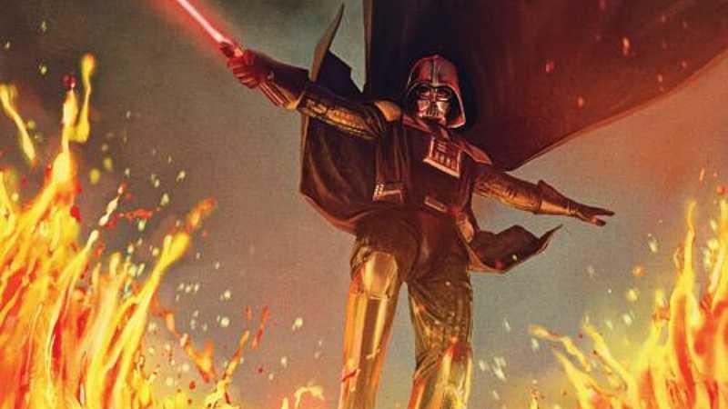Darth Vader 50