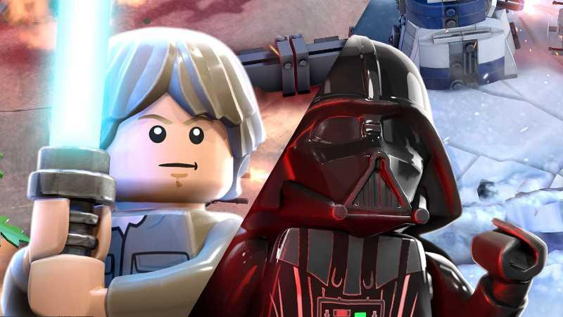 Risultato immagini per lego star wars 2020 game