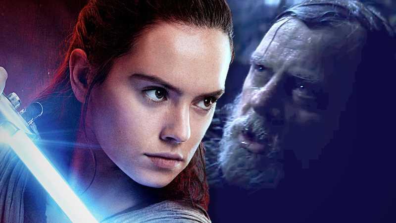 Star Wars Adventures 26 Rey Luke Skywalker fumetto critica