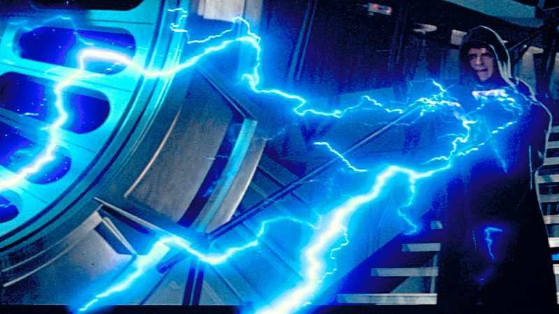 Star Wars George Lucas Resurrezione Jedi Palpatine Darth Sidious Lato Oscuro Sith
