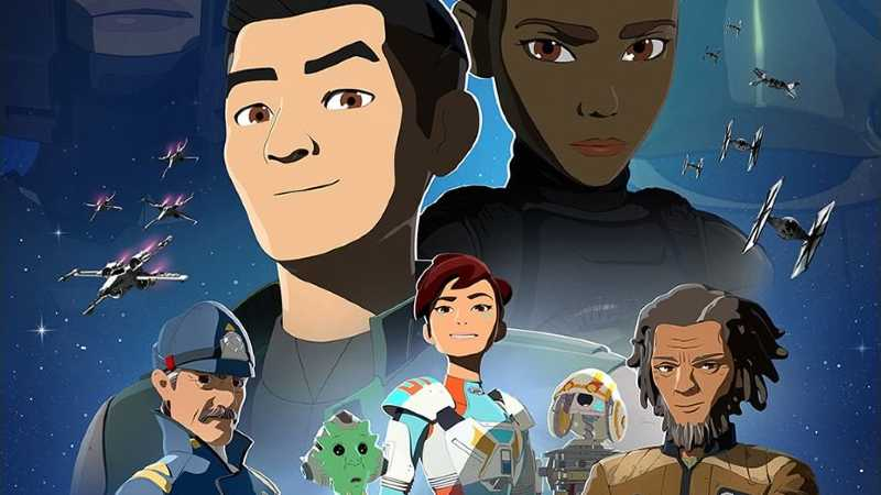 Star Wars Resistance Serie Tv seconda stagione disney