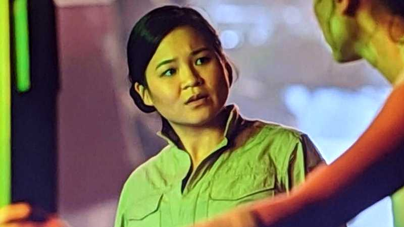 Star Wars Episodio IX Rose Tico Ascesa di Skywalker