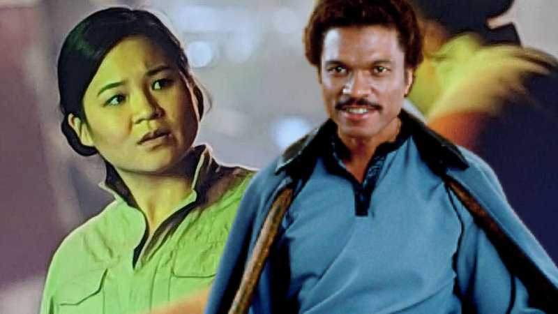Star Wars Rose Tico Lando Calrissian
