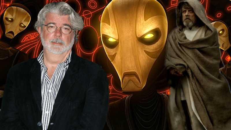 Star Wars Trilogia Sequel George Lucas Midichlorian