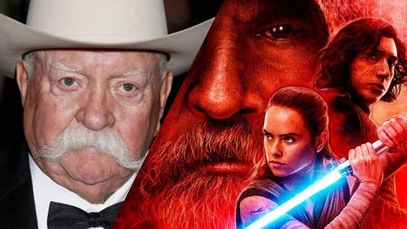 Star Wars Wilford Brimley Gli Ultimi Jedi The Last Jedi Twitter