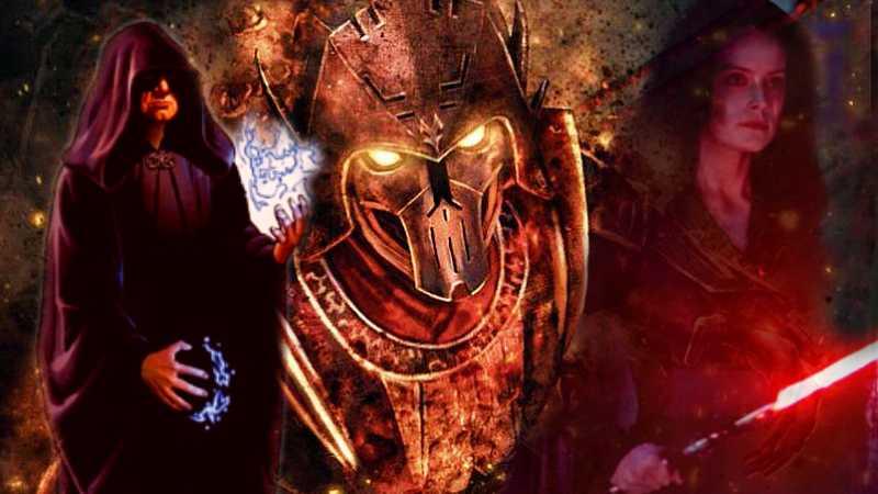 Darth Bane Star Wars Episodio IX Imperatore Rey Kylo Ren Spettro