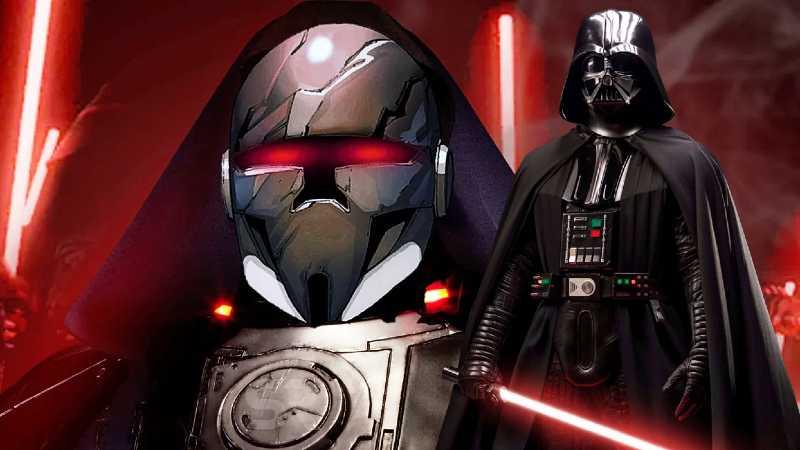 Darth Vader 51 Lord Momin Panini Comics fumetti Sith