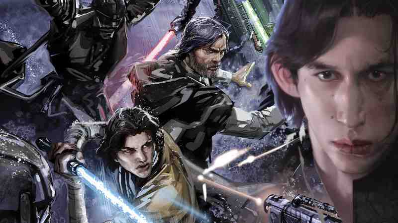 Star Wars Rise of Kylo Ren 2 Marvel Comics Ben Solo Luke Cavalieri di Ren