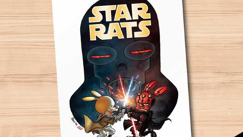 Star Rats Origini Leo Ortolani Lucca Comics Games 2019 Panini Comics